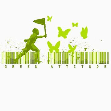 The Green Attitude by danielgre