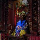 Taoist Temple Saigon by mklau