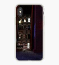 Shadow People Album Artwork iPhone Case