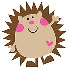 Sweet Hedgie by fromthepond