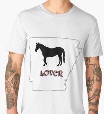 Arkansas Horse Lover Gifts Men's Premium T-Shirt