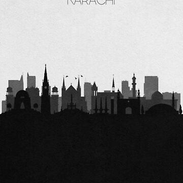 Travel Posters | Destination: Karachi by geekmywall
