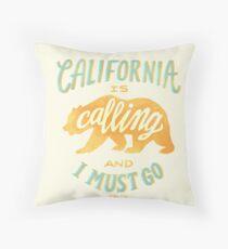 Kaliforniens Berufung Dekokissen