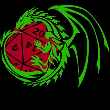 Dungeons and Dragons - Custom Colors Available! by Fuzzyketchup