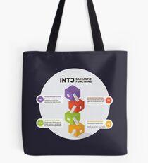 INT Sarcastique Fonctions Tote bag