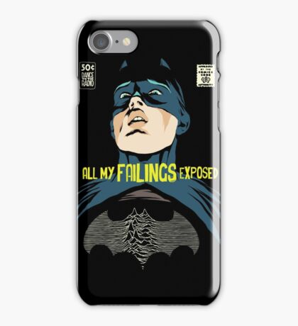 All My Failings Exposed iPhone Case/Skin
