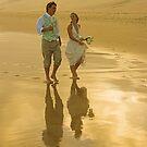 Along the Beach by BlaizerB