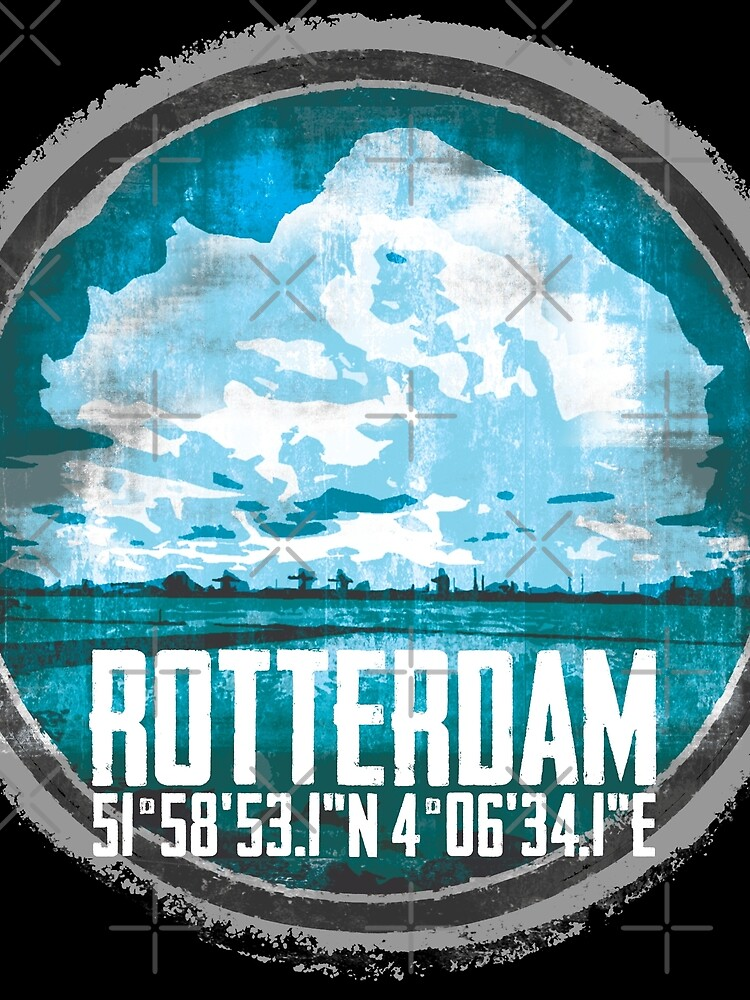 Rotterdam Port by Periartwork