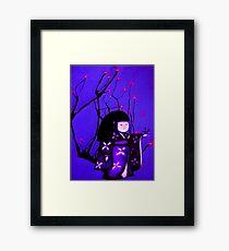 Sakado Blossom Framed Print