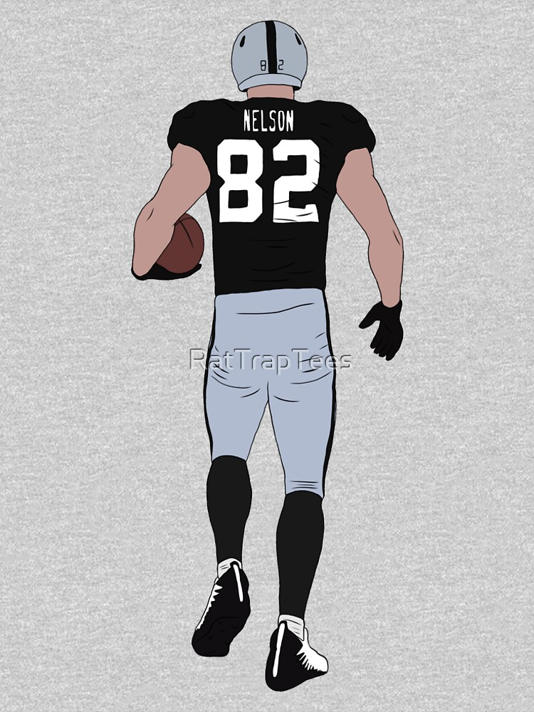 Jordy Nelson Back-To de RatTrapTees