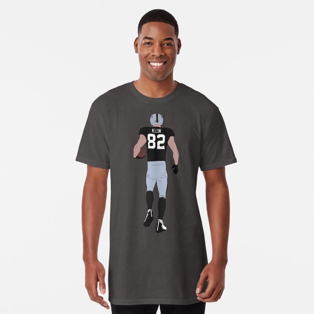 Jordy Nelson Back-To Camiseta larga