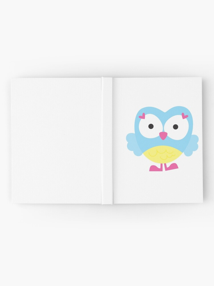 Alternate view of Sweet Owl Hardcover Journal