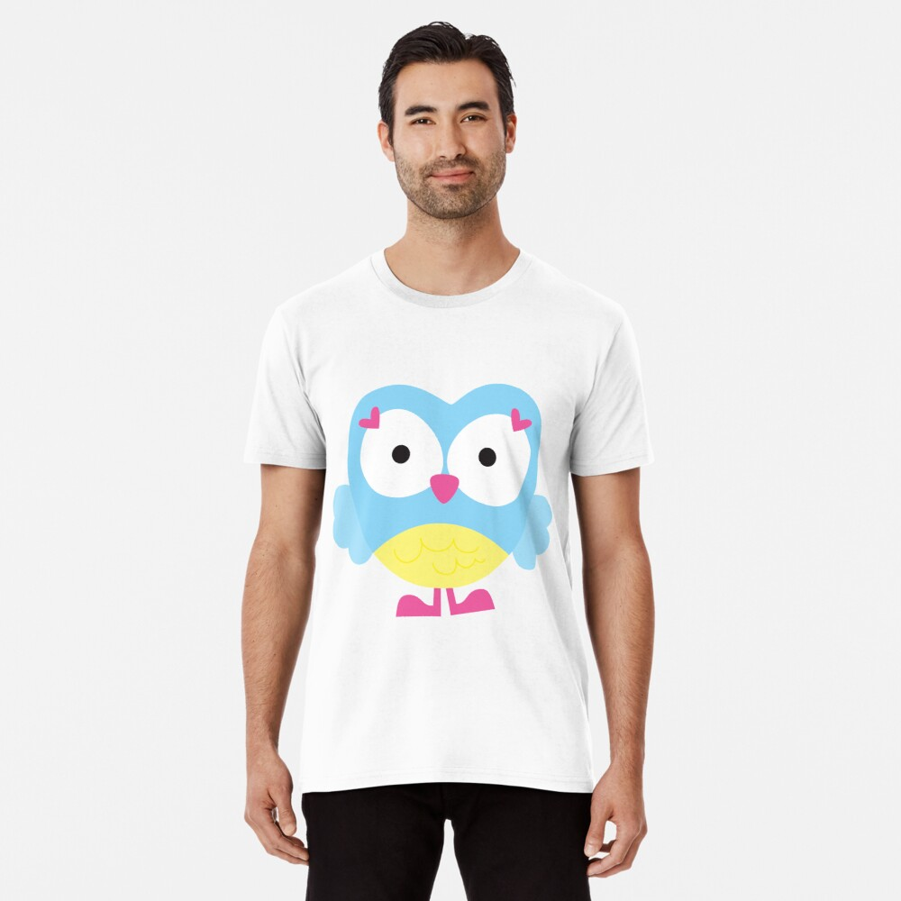 Sweet Owl Premium T-Shirt