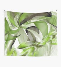 Palm trees side Wall Tapestry