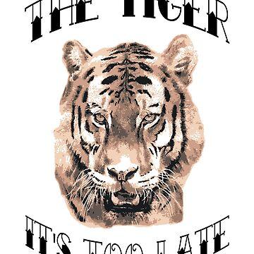 Conor Mcgregor Tiger by bibinik