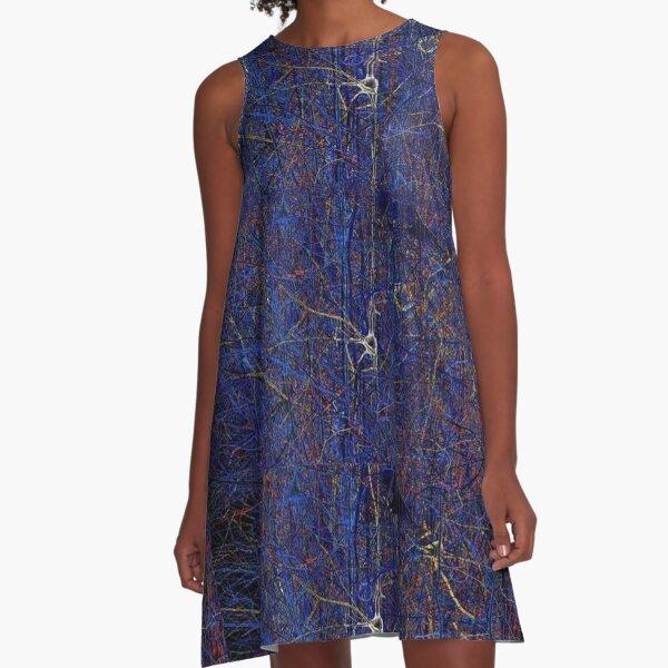 Neuron A-Line Dress