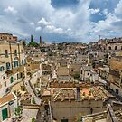 Matera, The Most Spectacular City in Italy by hayrettinsokmen