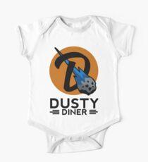 Dusty Dinner Merch One Piece - Short Sleeve