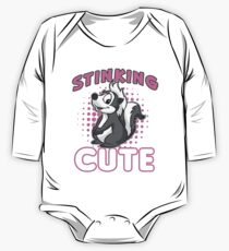Stinking Cute One Piece - Long Sleeve