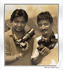 Photographers Poster