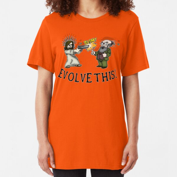 Evolve this!! Slim Fit T-Shirt