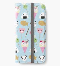 Japanese Kawaii Snacks iPhone Wallet/Case/Skin