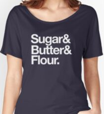 Baking Trinity Women's Relaxed Fit T-Shirt