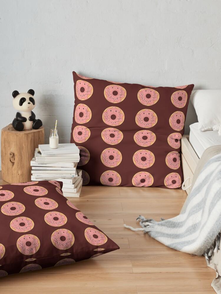Alternate view of Donut Floor Pillow