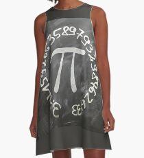 Pi 3.14 A-Line Dress