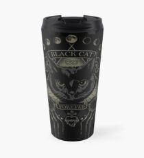 Black Cat Cult Travel Mug