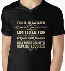 Appeals Reviewer Funny Job Gift Men's V-Neck T-Shirt