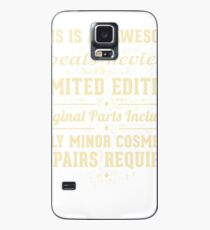 Appeals Reviewer Funny Job Gift Case/Skin for Samsung Galaxy