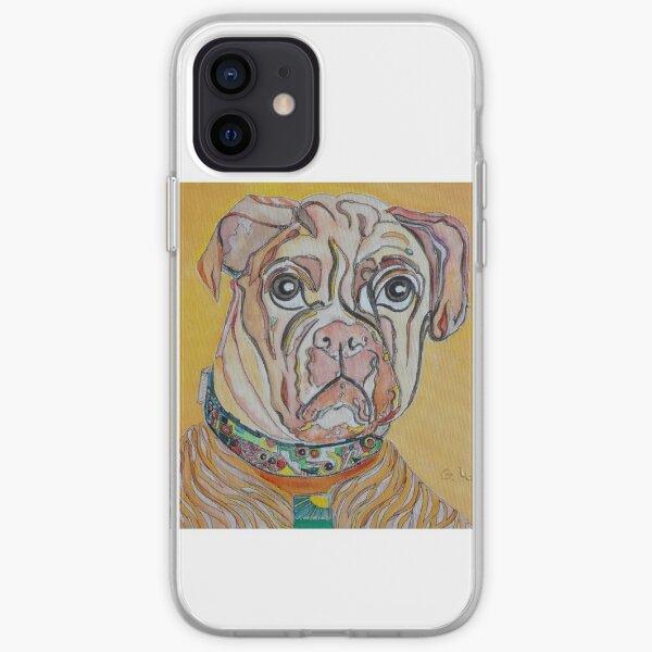 Sunshine Dog iPhone Soft Case