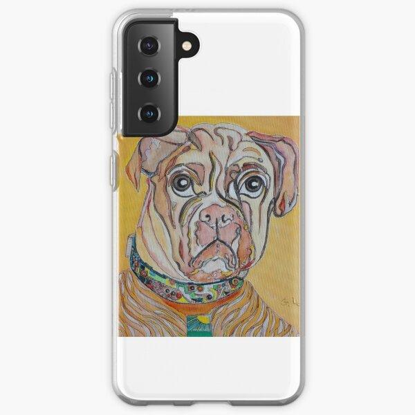 Sunshine Dog Samsung Galaxy Soft Case