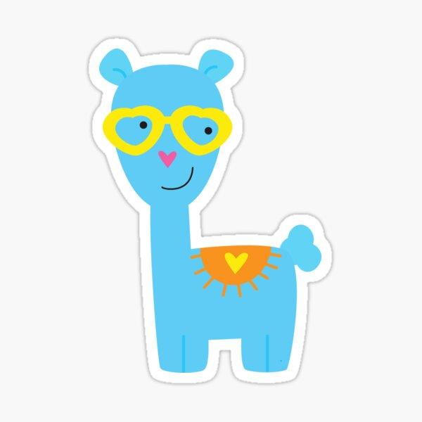 Sweet Llama Sticker