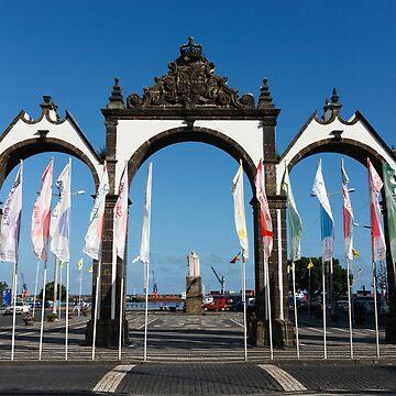 Ponta Delgada by gavila