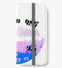 Bad Ass Mountains iPhone Wallet/Case/Skin