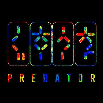 Predator Simbols. by Designeatore