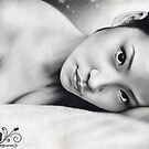Lucy Liu by Wieslaw Borkowski Jr.