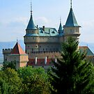 Bojnice Castle by lukshot