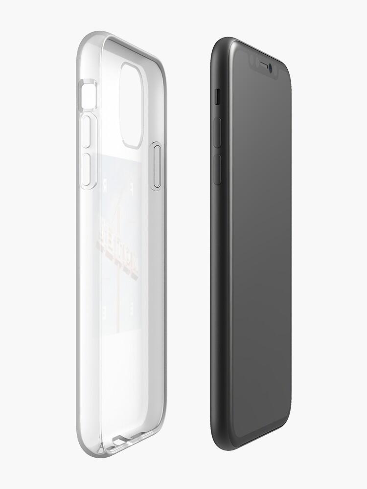 Coque iPhone «MOTEL», par AndrewShop