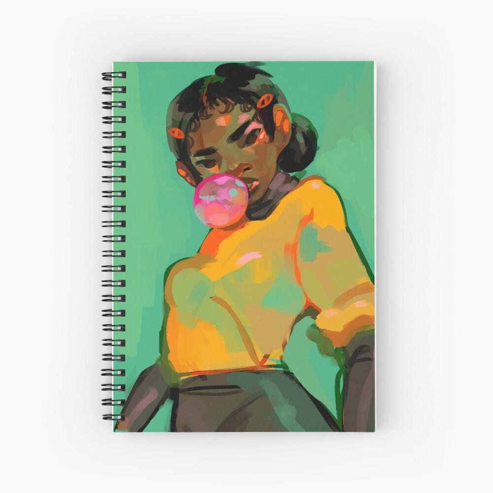 Powerful Women Spiral Notebook