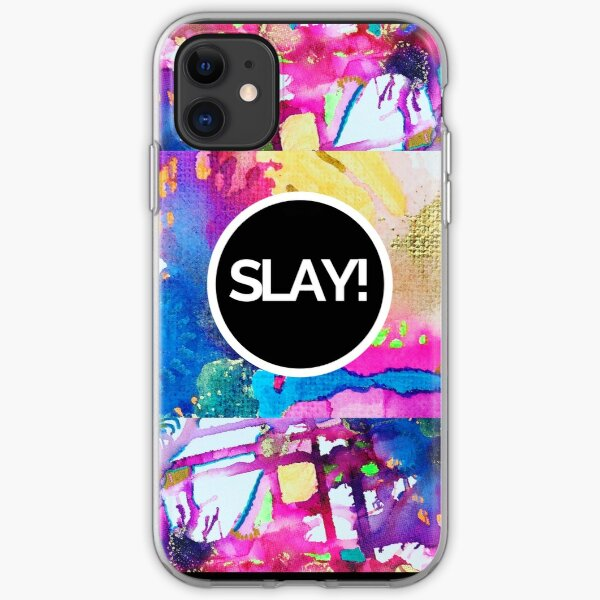 SLAY the Day iPhone Soft Case