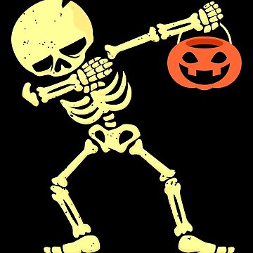 Halloween Skeleton Dab by VomHaus