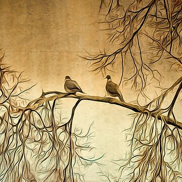 Out On A Limb by CurvilinearArt