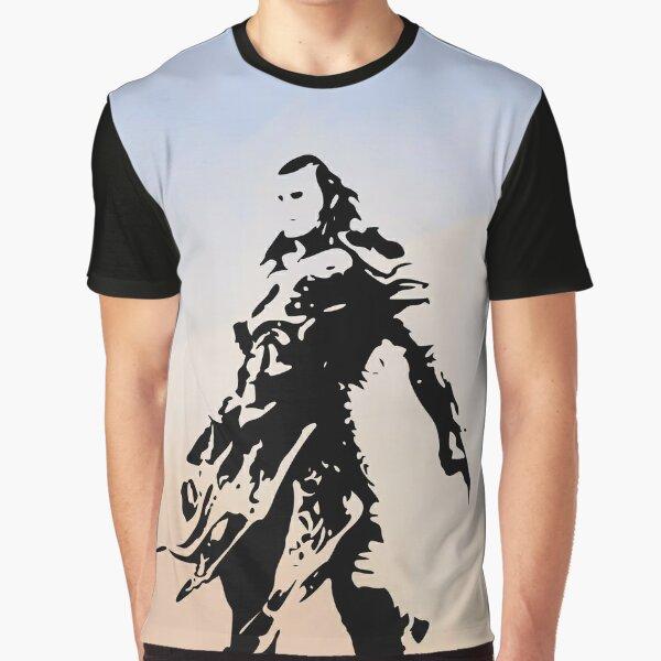 Magic Planeswalker Profile - Gideon Jura - Abstract  Graphic T-Shirt