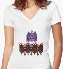 The Contrary Women's Fitted V-Neck T-Shirt