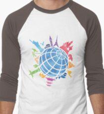 Landmarks around the World T-Shirt