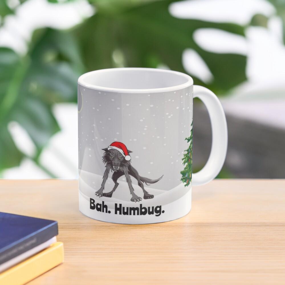 Bah. Humbug. Mug