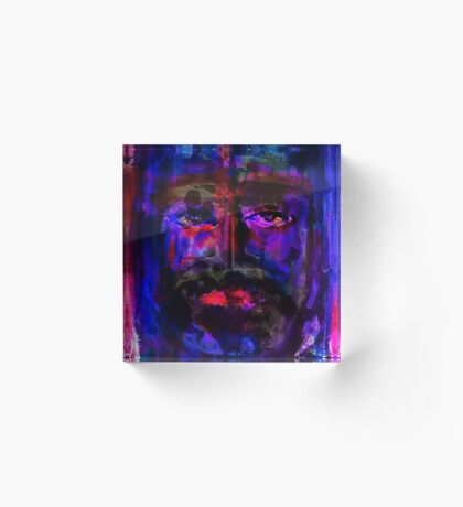 BAANTAL / Hominis / Faces #4 Acrylic Block